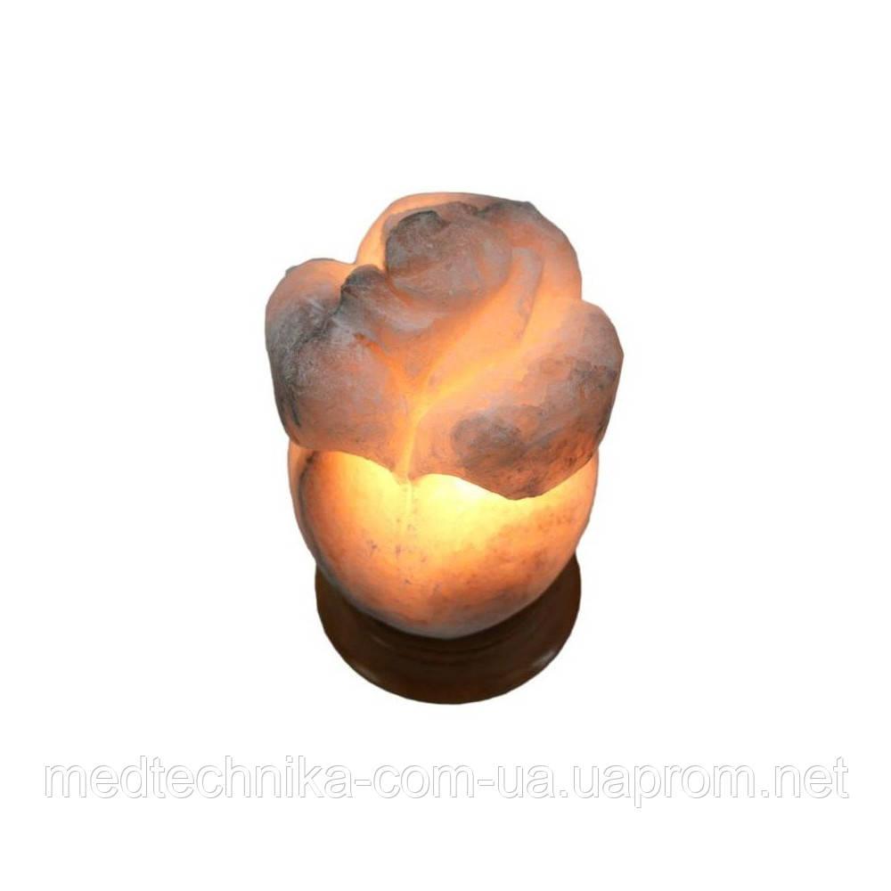 Соляная лампа Роза малая