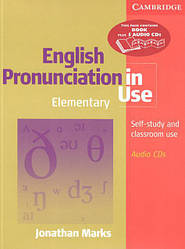 English Pronunciation in Use Elementary with answers and Audio CDs