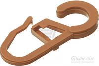 Крючки ОМиС для колец 10 шт. наборной черешня
