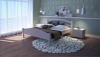 Кровать из дуба  Вероника