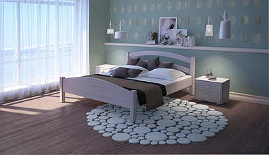 """Кровать из дуба  """"Элегант"""""""
