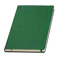 Записная книжка Туксон зеленая FLEX А5 Ivory Line, Италия, 4 цвета под нанесение логотипов, фото 1