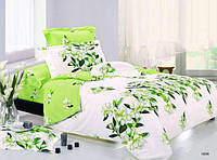 """Комплект постельного белья, двуспальный Евро ранфорсViluta """"Вдохновение"""" 1691"""