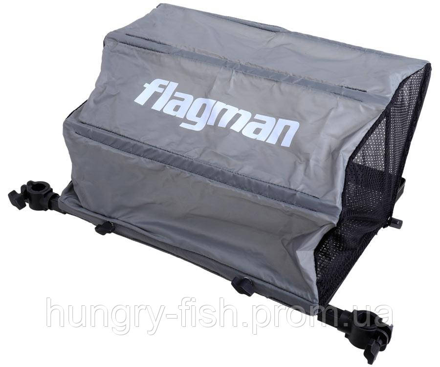 Стіл з тентом та кріпленням на платформу Flagman 39*49см D-25,36 mm