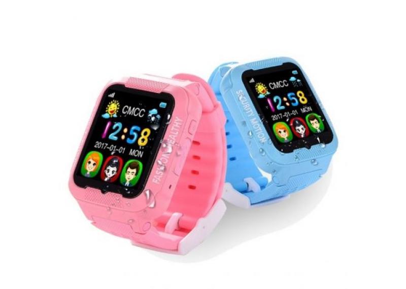 K3 детские умные часы с GPS трекекром Smart Baby Watch К3 Original