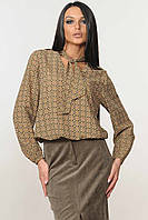 Блуза Кенди хаки 42-52 размеры, фото 1