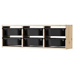 IKEA TROFAST (891.023.40) Стелаж для хранения игрушек