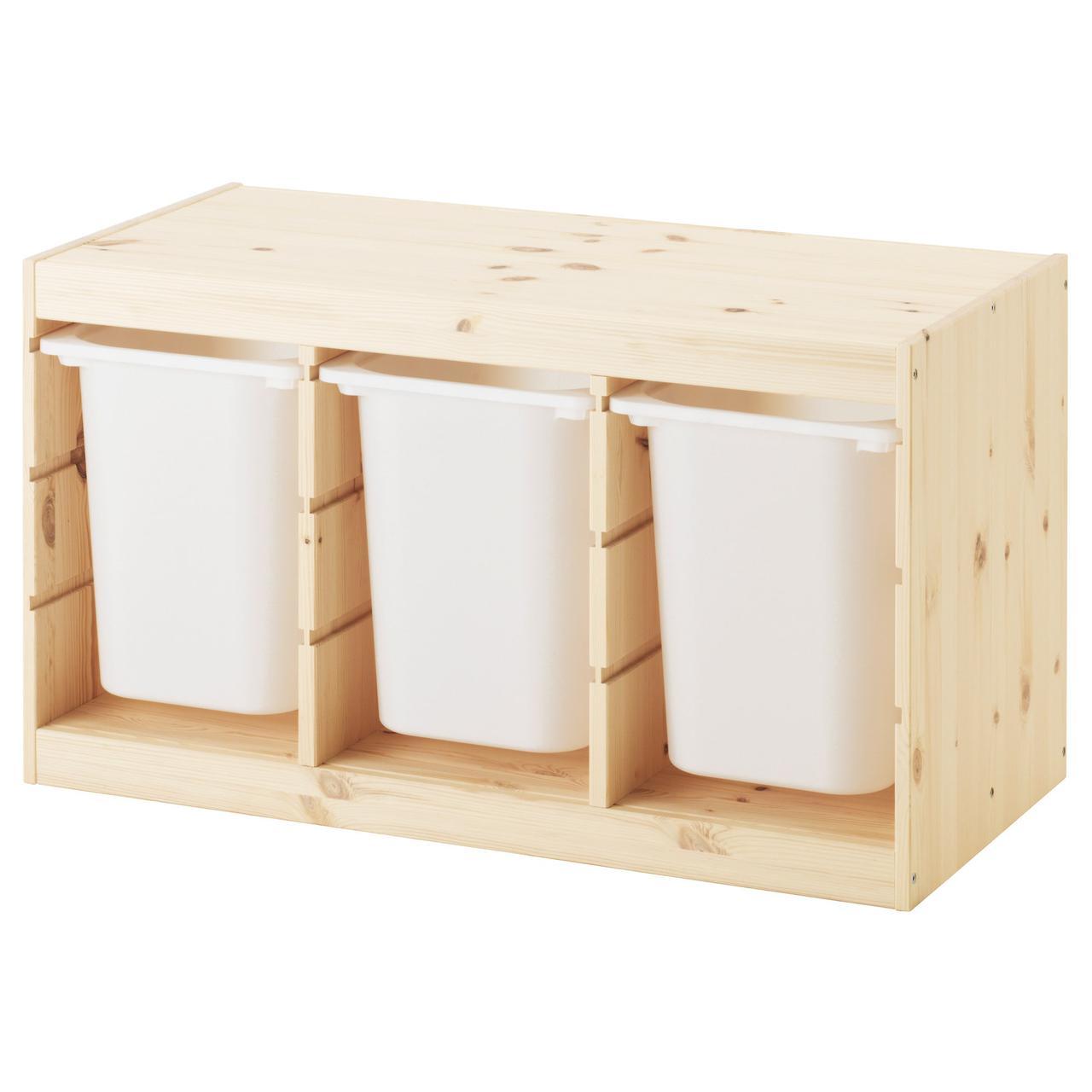 IKEA TROFAST (091.025.32) Стелаж для хранения игрушек