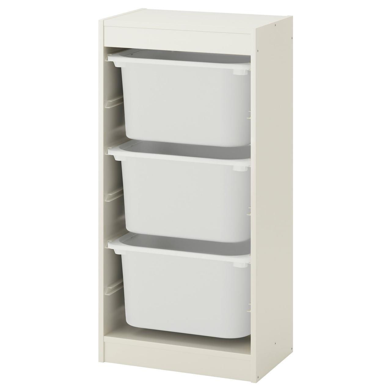 IKEA TROFAST (492.647.92) Стелаж для хранения игрушек