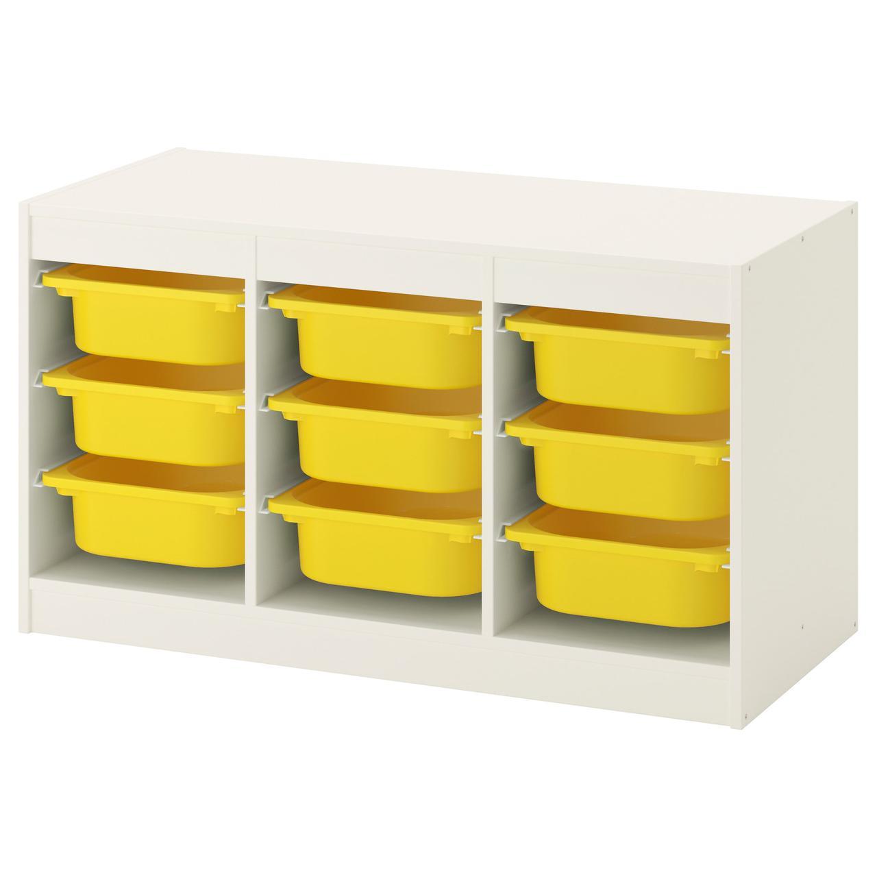 IKEA TROFAST (492.284.69) Стелаж для хранения игрушек