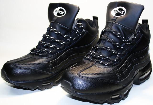 Зимние кроссовки Nike Air Max 95 с мехом