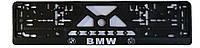 3D-рамки для номерных знаков BMW