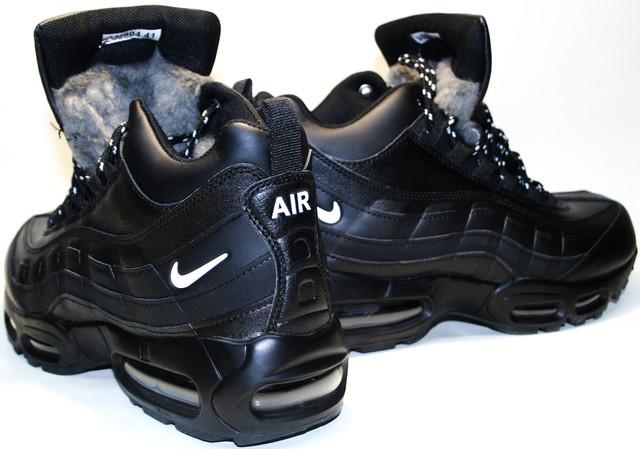 Зимние Nike Air Max 95