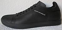 Guess! Мужские туфли кеды из натуральной кожи сезон осень  Гесс