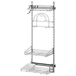 ✅ IKEA UTRUSTA (403.258.89) Модуль д/хран аксессуаров д/уборки
