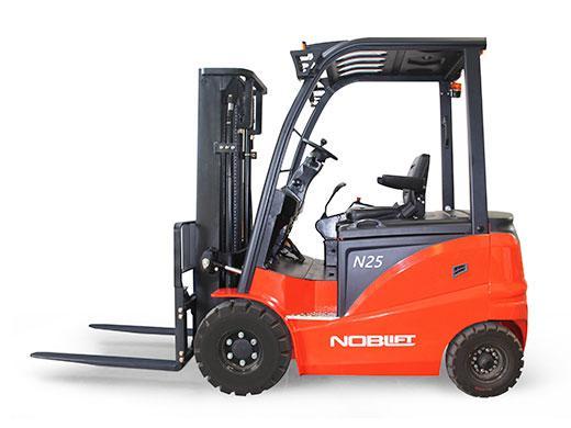Електричний навантажувач Noblelift FE4P25N