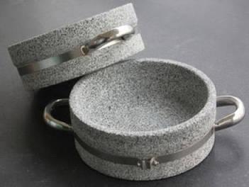 Аксессуары и посуда из натурального камня