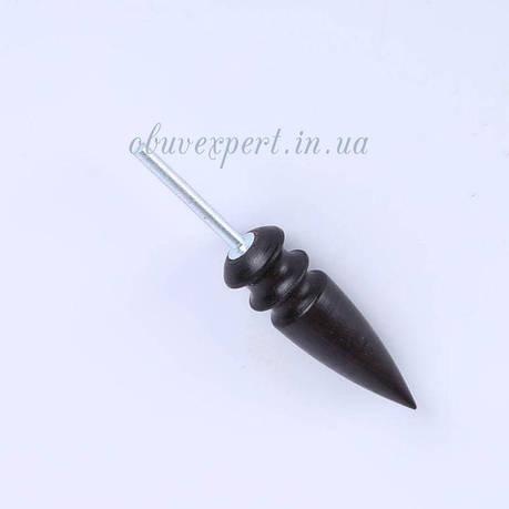 Сликер, насадка для дрели  из сандала для полировки края кожи, фото 2