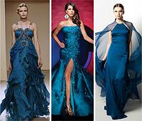 Стили платьев для новогоднего торжества