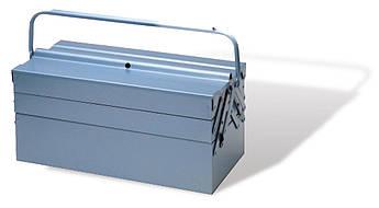 Ящик для інструменту 200х430х200 мм 3300 гр 5-відділень. WGB Німеччина