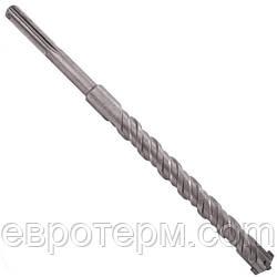 Бур SDS MAX QUADRO 10*400 мм INTERTOOL SDM-1040