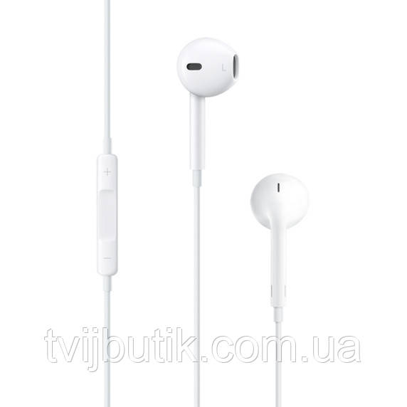 Наушники Apple Earpods Белые MD827 (12173)