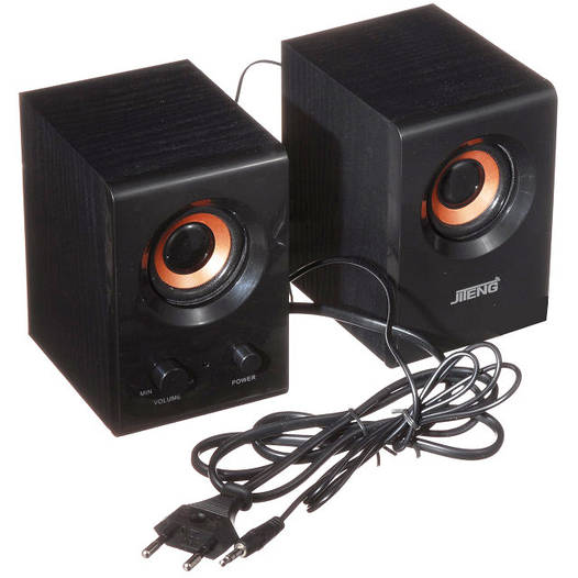 Компьютерные колонки акустика Jiteng D99A