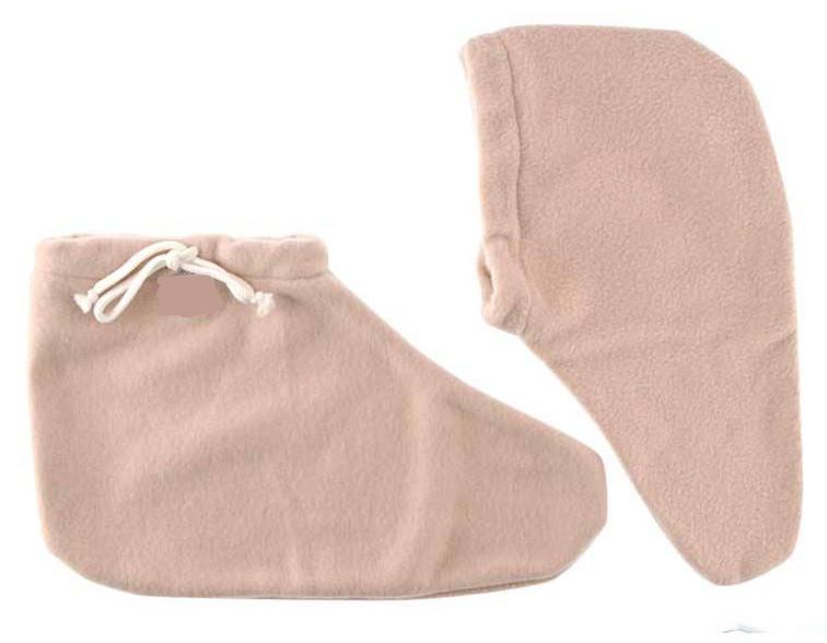 Носочки флисовые