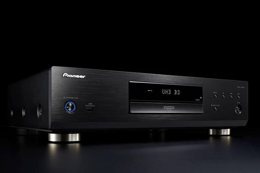 Pioneer UDP-LX500 новый флагман на поле 4К Ultra HD Blu-ray проигрывателей
