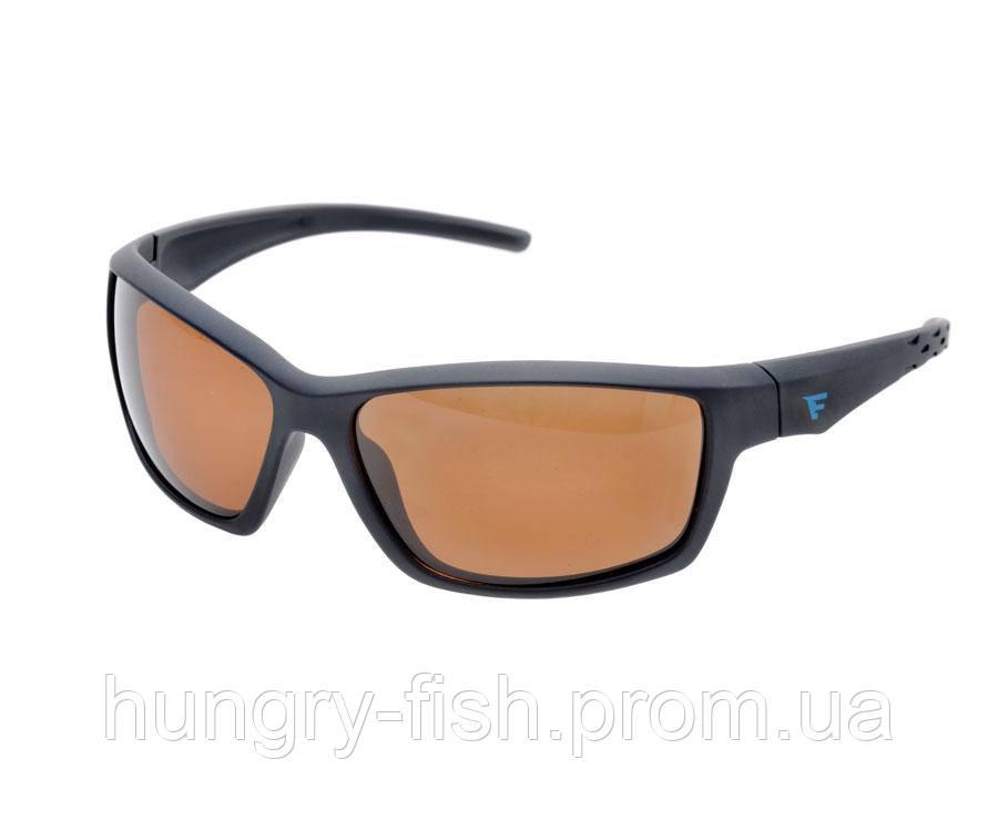 Поляризаційні окуляри Flagman F108212 lens:brown чохол в комплекті