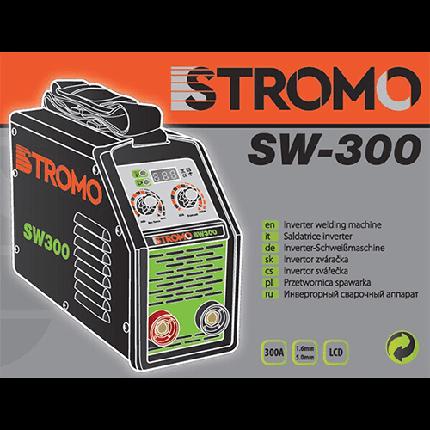 Сварочный инвертор Stromo SW300, фото 2