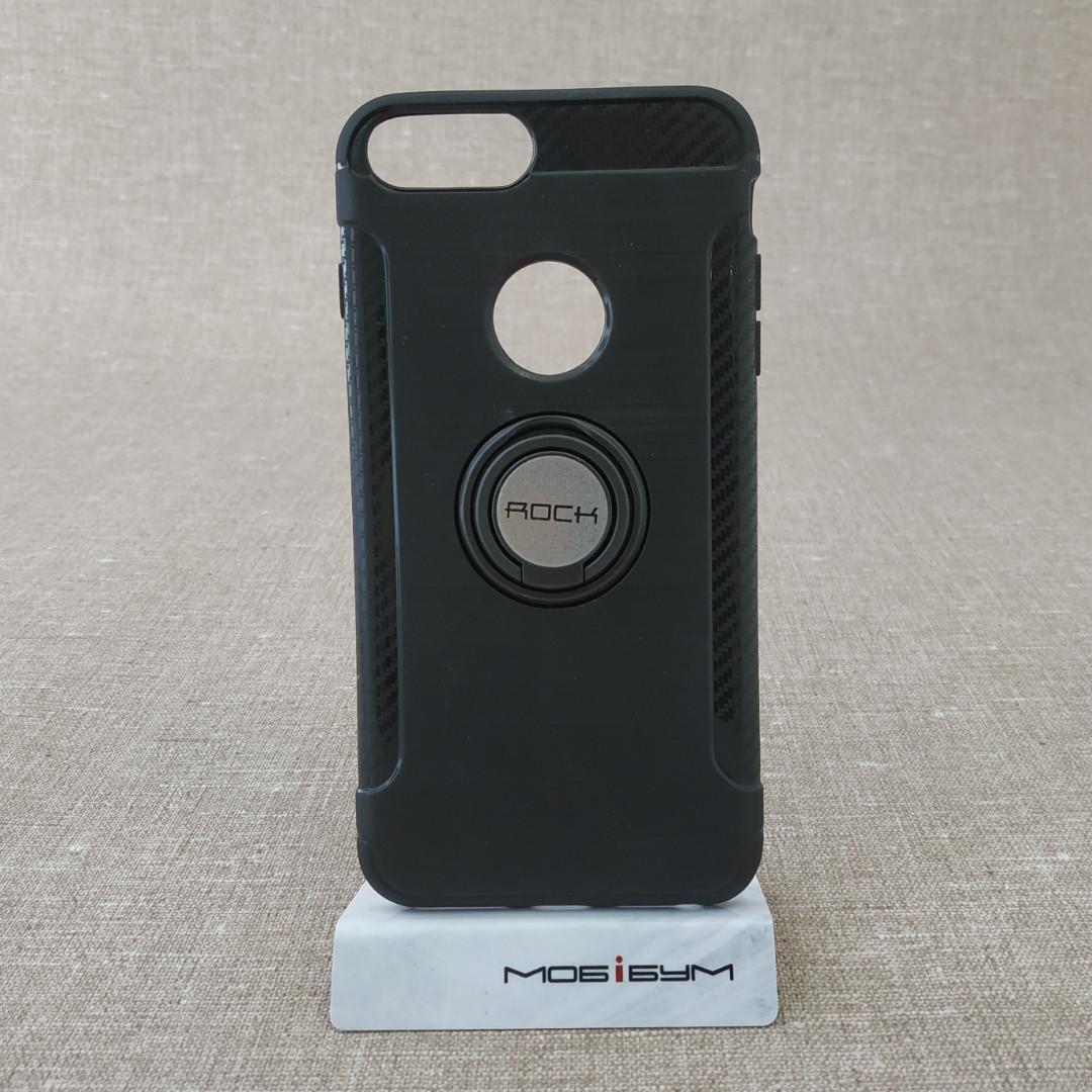 Накладка ROCK Magnet iPhone 7 Plus black