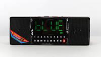 Мобильная колонка SPS WS 1515 BT+ Clock, фото 1