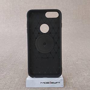 Накладка ROCK Magnet iPhone 7 Plus black, фото 2