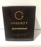 Тестер в подарочной упаковке jeanmishel loveGuilty 60мл
