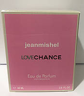 Тестер в подарочной упаковке jeanmishel love chance 60мл