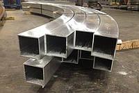 Труба  профильная алюминиевая 15х15х1,0 АД31 Т5 (уценка)