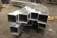 Труба  профильная алюминиевая 15х15х1,5 АД31 Т5