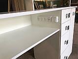 Професійний манікюрний стіл з підставкою для рук V270, фото 5