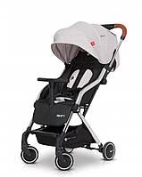 Детская коляска Euro-Cart Spin светло-серый цвет