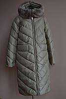 Красивое пальто Lusskiri на холлофайбере, L, XXL, 3XL, фото 1