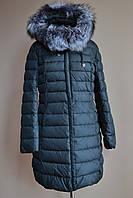 Гарне пальто Lusskiri 8178 тканини холлофайбер, XL,, фото 1