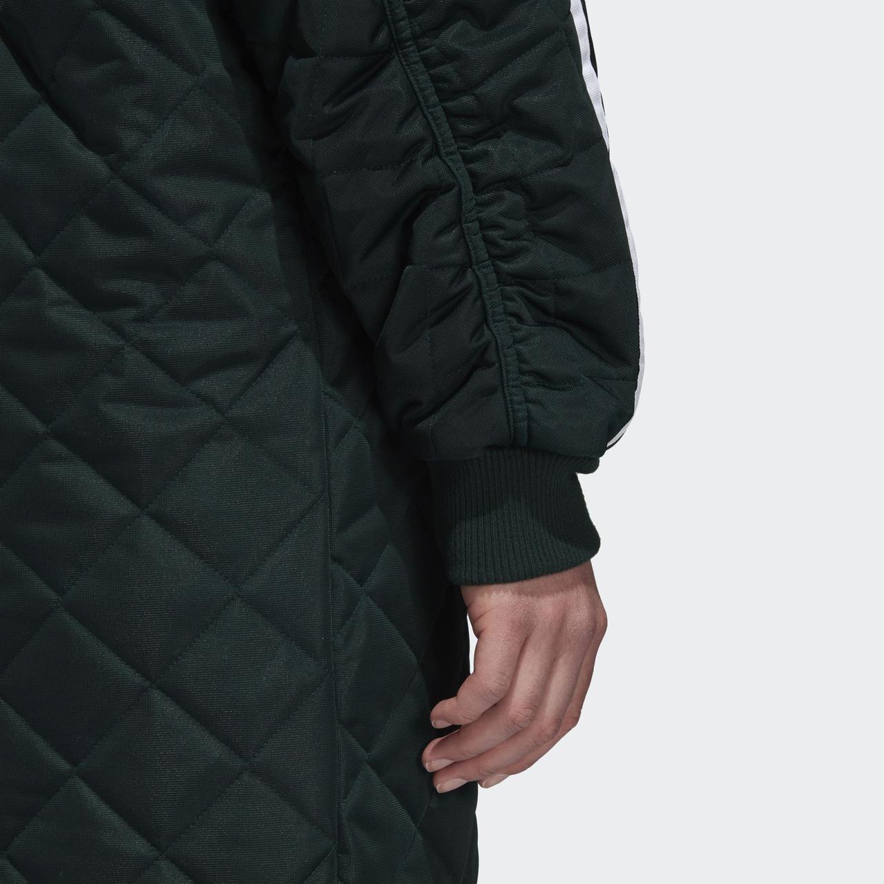 edb330ae4937 ... Женская куртка Adidas Originals Long Bomber (Артикул  DH4592), фото 9