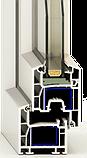 Расширение ассортимента - окна и двери из профиля PrimePlast 4K (Hoffen).