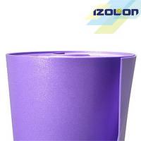 Цветной изолон 500 3002, 2 мм, 1 м фиолетовый, фото 1