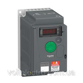 Перетворювач частоти ATV310 0,37 кВт 380В 3ф ATV310H037N4E