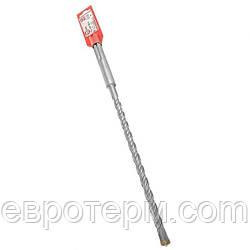 Бур SDS MAX QUADRO 14*400 мм INTERTOOL SDM-1440