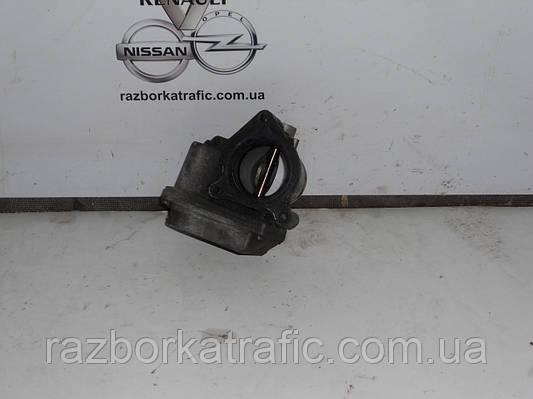 Дроссельная заслонка 2,5 на Renault Trafic, Opel Vivaro, Nissan Primastar