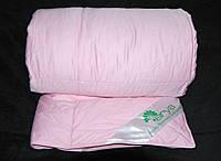 Одеяло Arya Bambo Люкс 155Х215 розовое
