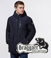 Braggart Black Diamond 49720E | Парка мужская синяя